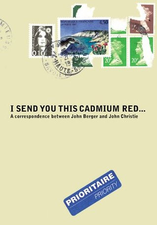 I send you this cadmium red book cover