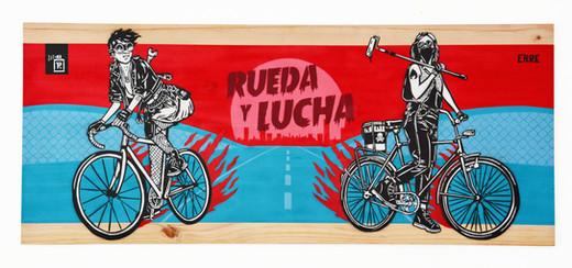 Rueda y Lucha