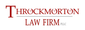 Throckmorton Law Firm Logo Vertical LARG