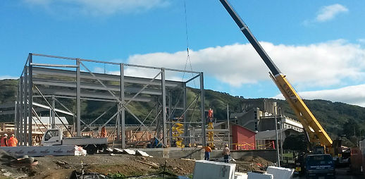 Steel Fabrication Wellington