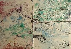 Ruth Hogg Monoprint