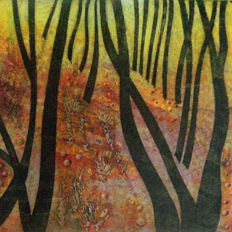 Ruth Barrett-Danes.Woodland Paths.jpg