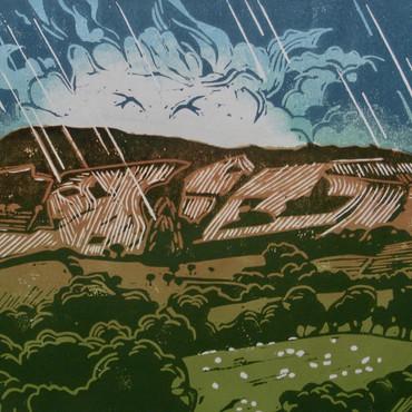Diane Rose - Rain Over Bryn Y Fan.jpg