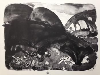 Dark_hills,_lithograph_30x38cm,_£220uf_£