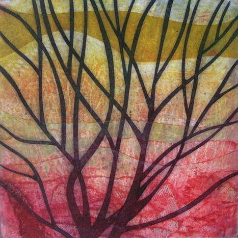 Ruth Barrett-Danes. Winter Trees.jpg