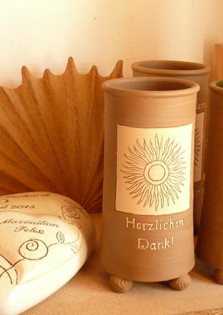 Keramik personalisiert