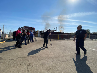 Controlled Fire Demo