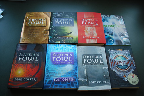 Assorted Books by Eoin Colfer