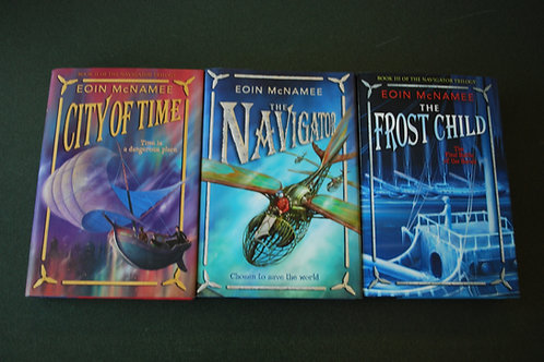 The Navigator Trilogy by Eoin McNamee