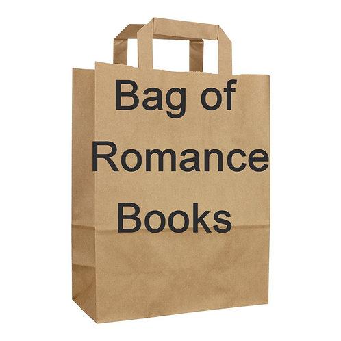 Bag of Romance Books