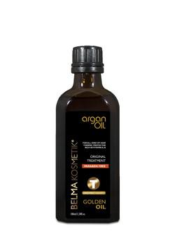 Enzymotherapy argan oil