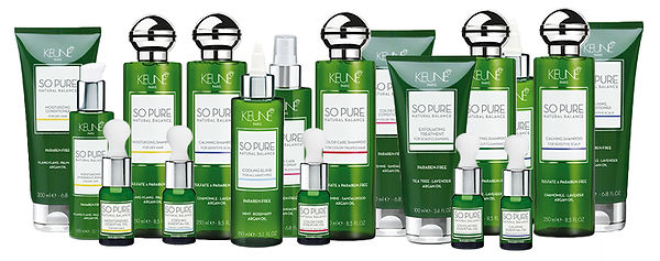 Image Keune So Pure Natural Balance Bio.