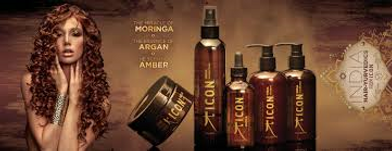 Image India Icon shampooing,spray healin