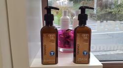 shampoing et Masque Ojon Oil Tanino