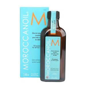 Moroccanoil huile