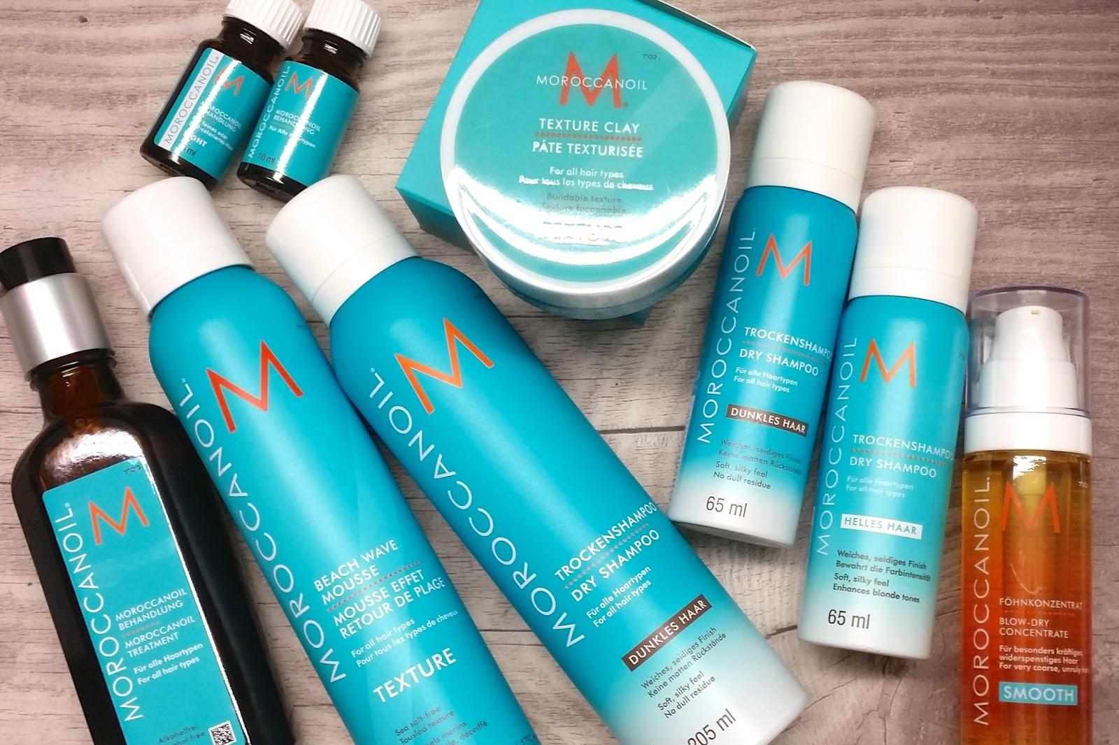 Moroccanoil_produits_naturel_à_l'huile_d'Argan,_soins_texturisant