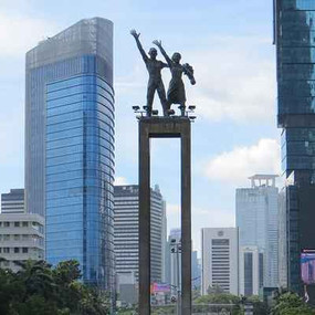 Central of Jakarta
