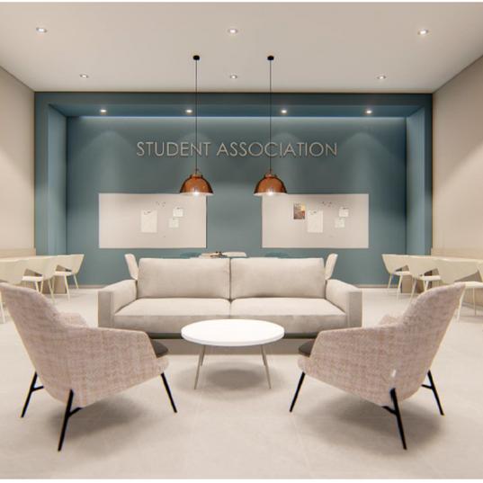 New Campus Student association center.pn