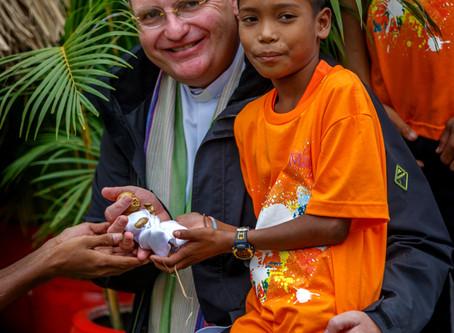 Christmas at Marist Cambodia