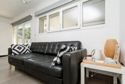 Poolroom Studio Interior Living Area a.j