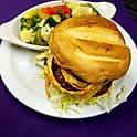 The Boudreaux's Burger