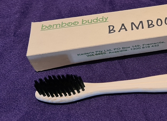 Bamboo Toothbrush (Adult) x 10