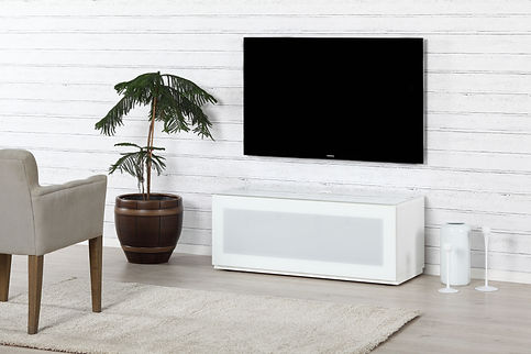 Sonorous Tv bord - Studio 110i Hvid