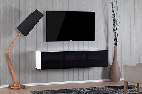 Sonorous Tv bord - Studio 260T Hvid