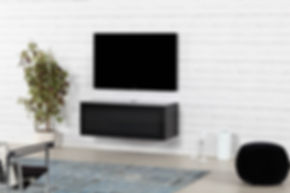 Sonorous Tv bord - Studio 110i Sort