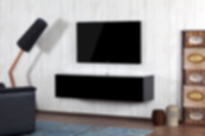 Sonorous Tv bord - Studio 160F Sort