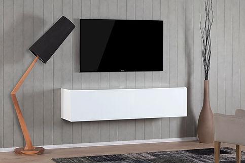 Sonorous Tv bord - Studio 160F Hvid