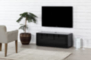 Sonorous Tv bord - Studio 110i Sort