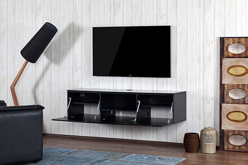 Sonorous Tv bord - Studio 160F Sort