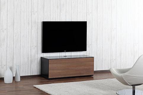 Sonorous Tv bord - Studio 110F Sort