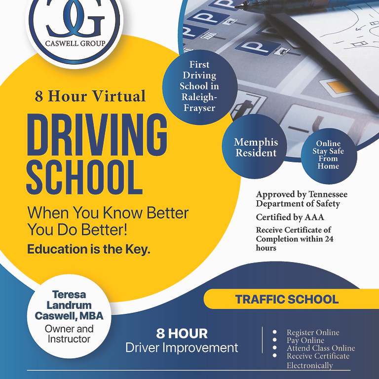 8 Hour Driver Improvement Course - May 15, 2021