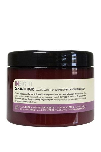 Insight Damaged Hair Restructurizing Onarıcı Maske 500-250 ml