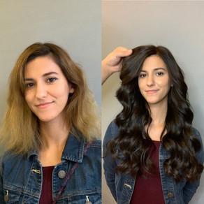 Dolgunluk ve Hacim Veren Mikrokaynak Mucizesini Keşfedin   Saçlarınızı bazen kısa bazen ise uzun kul