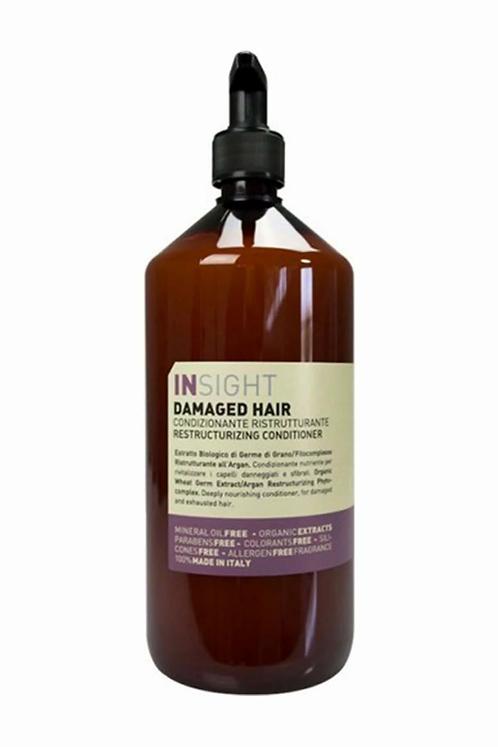 Insight Damaged Hair Restructurizing Onarıcı Bakım Kremi 900 ml
