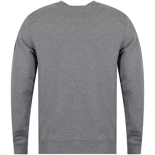 Basic Cotton Gray Sweater