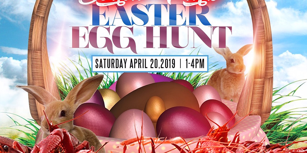 South Park 6th Annual Easter Egg Hunt