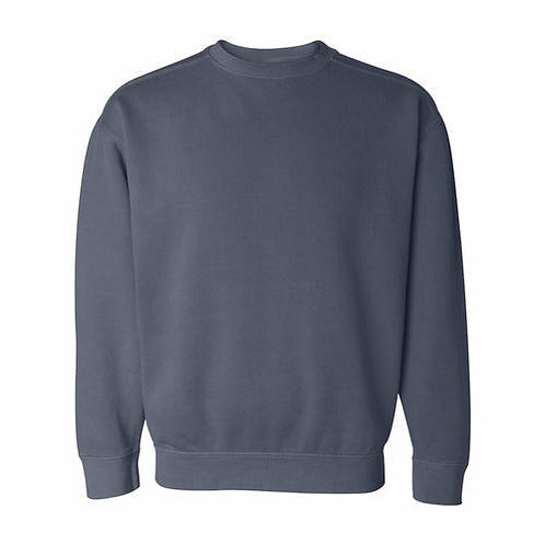 Charcoal Gray Crewneck Sweater