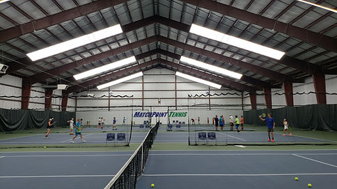 Matchpoin Tennis Indoor Courts