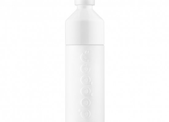 Bouteille isotherme design - 580 ml - WHITE
