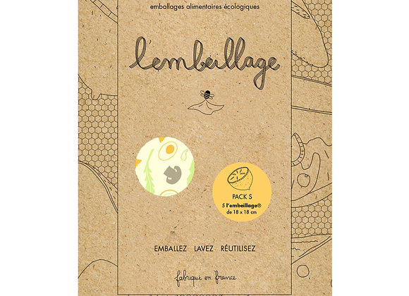 Pack S - emballage alimentaire