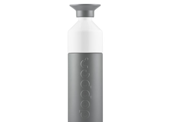 Bouteille isotherme design - 580 ml - GREY