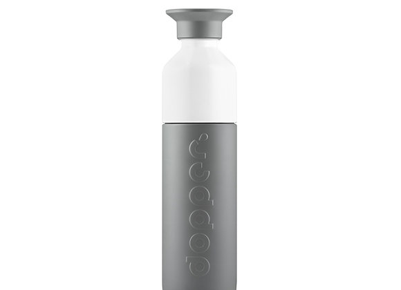 Bouteille isotherme design - 350 ml - GREY