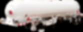 LPG Liquid Petrolium Gas Tank Trailer