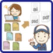 データ変換サービス