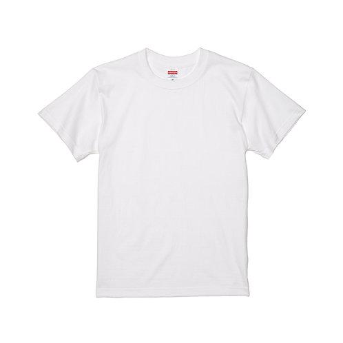 プリントTシャツ(正面へプリント用)