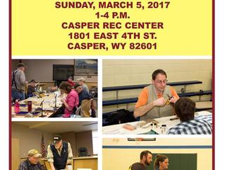 Cabin Fever Volunteers Needed!